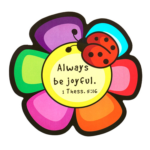 Always Be Joyful Magnet