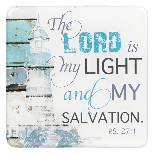 The Lord is My Light Magnet - Ps 27:1