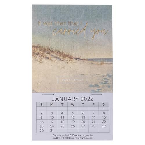 2022 I Carried You Mini Magnetic Calendar
