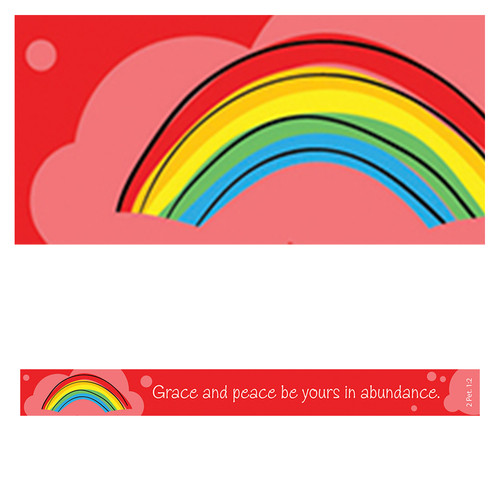 Grace and Peace Magnetic Strip