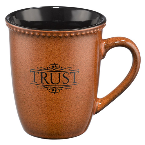 Trust Psalm 91:2 Coffee Mug