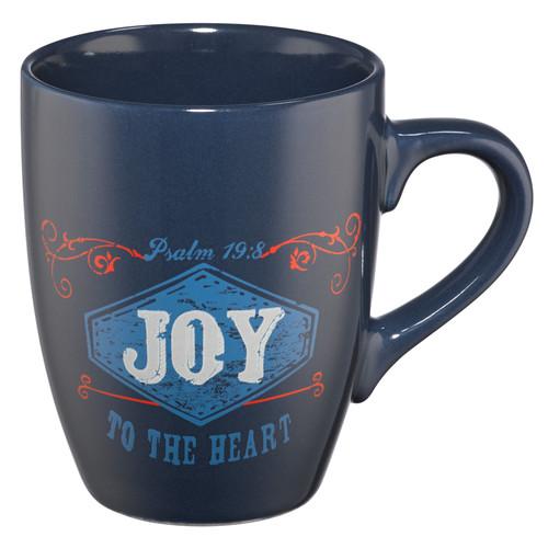 Coffee Mug: Retro Blessings, Joy