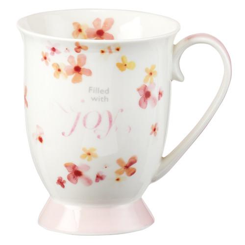 Filled with Joy Philippians 4:4 Coffee Mug