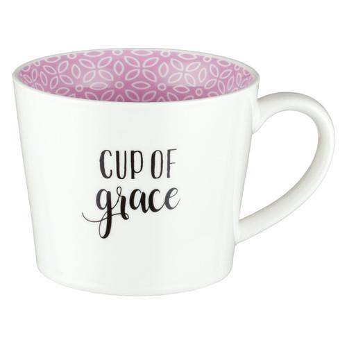 Cup of Grace 2 Corinthians 12:9 Coffee Mug