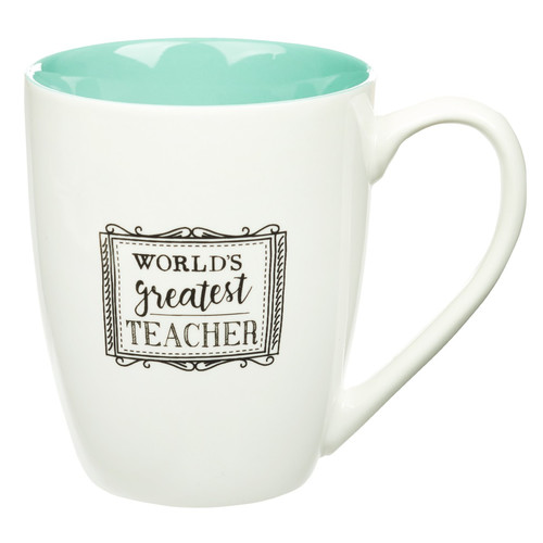 Worlds Greatest Teacher Coffee Mug
