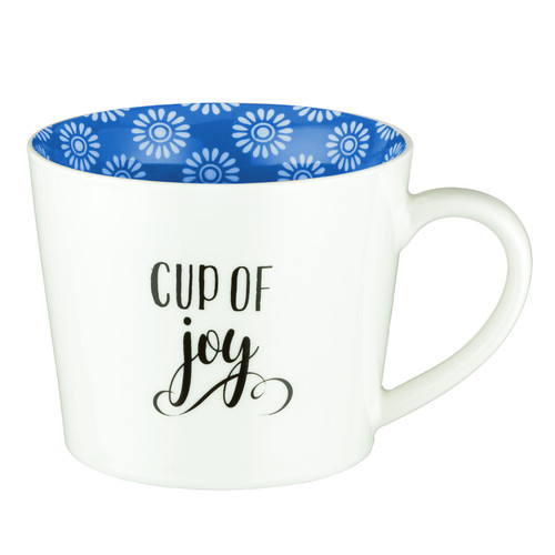 Cup of Joy Psalm 4:7 Coffee Mug