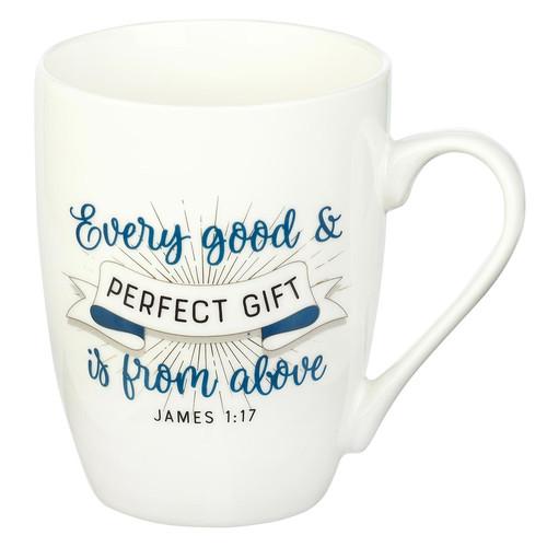 Every Good Gift Coffee Mug – James 1:17