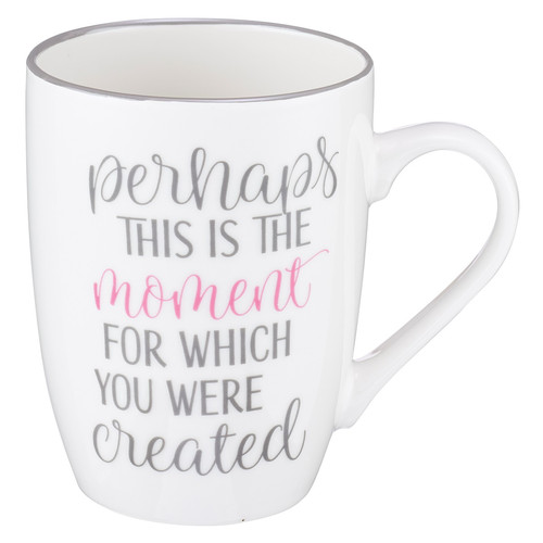 This is the Moment Coffee Mug - Esther 4:14