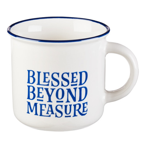 Blessed Beyond Measure Coffee Mug