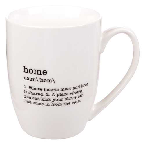Home - Noun Coffee Mug