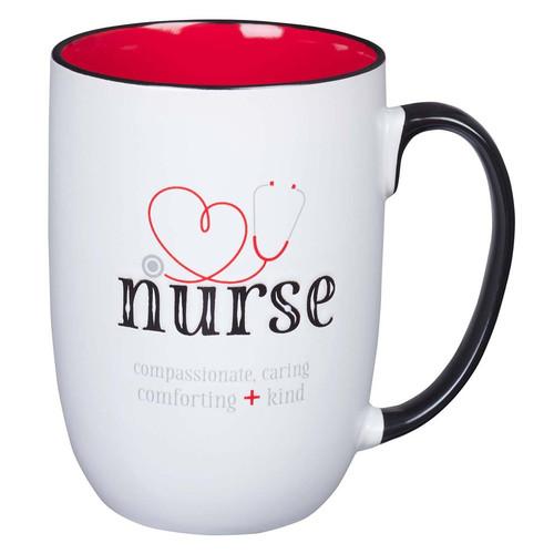 Nurse Ceramic Coffee Mug