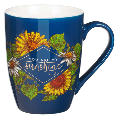You Are My Sunshine Ceramic Coffee Mug