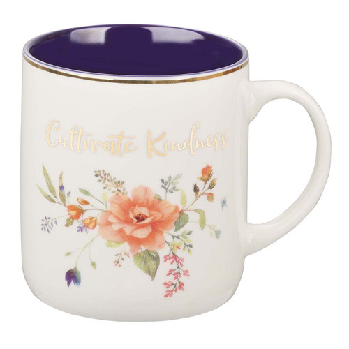Cultivate Kindness Ceramic Mug