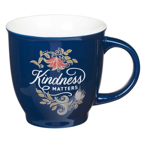 Kindness Matters Ceramic Coffee Mug