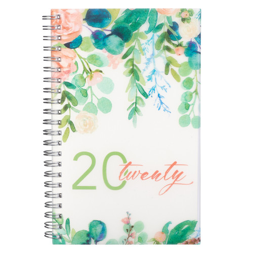 20 Twenty Wirebound Daily Planner