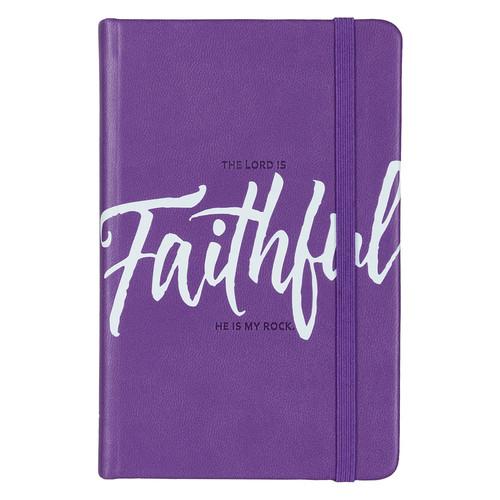 Purple: Faithful Notebook