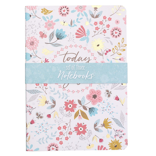 Choose Joy Notebook Set