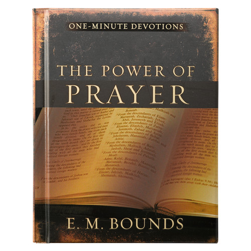 The Power of Prayer One-Minute Devotions