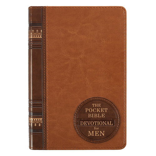 For Men Pocket Bible Devotional
