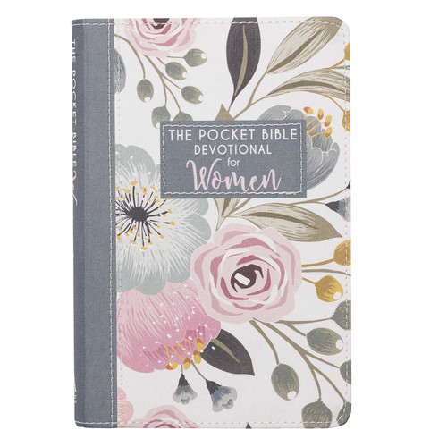 For Women Pocket Bible Devotional