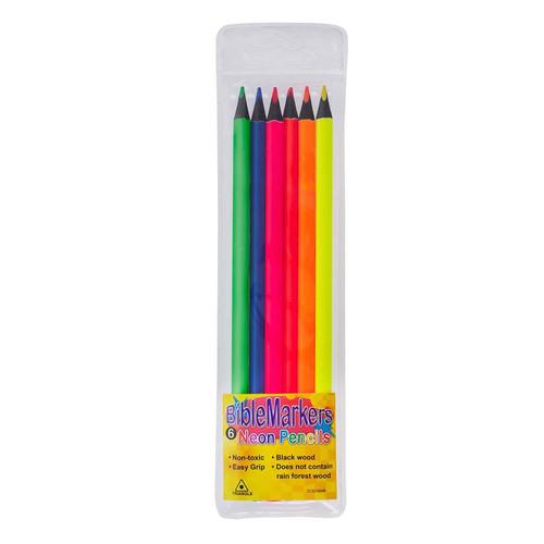 Highlighter Pencils Set of 6