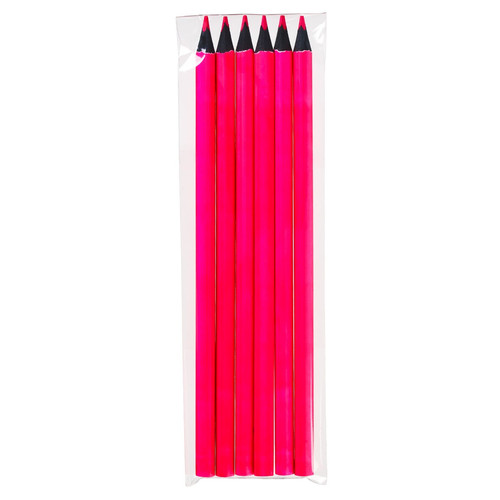 Pink Highlighter Pencil Set