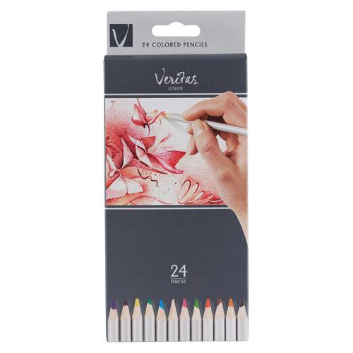 Veritas Coloring Pencils - Set of 24