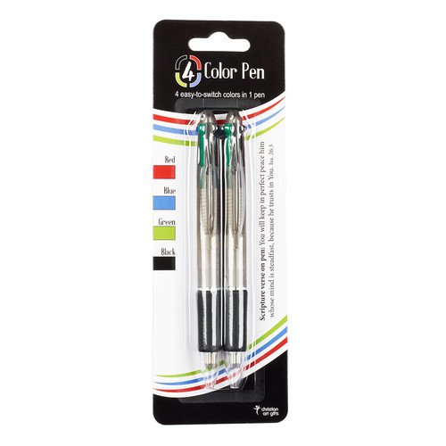 Four-Color Pens