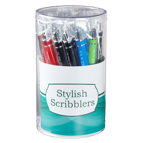 Stylish Scribblers 25/tub