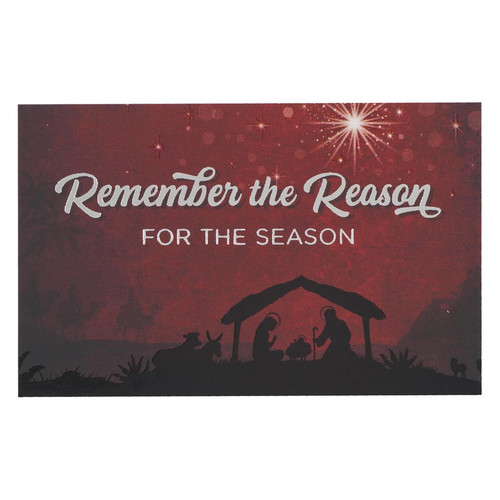 Remember the Reason Pass Around Cards