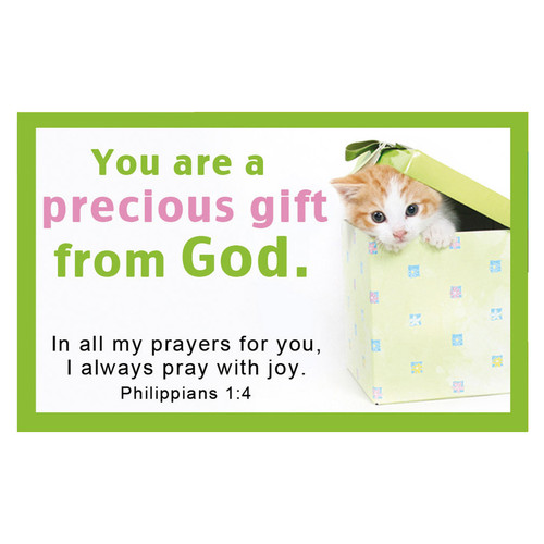 You Are a Precious Gift