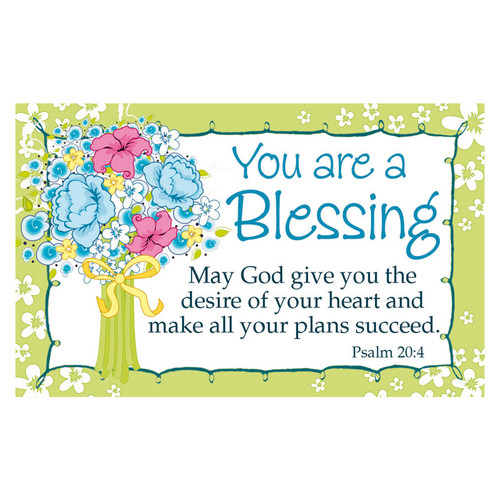 You Are a Blessing Pass-Around Cards