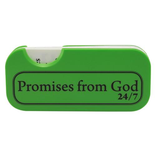 Promises from God 24/7 - Green