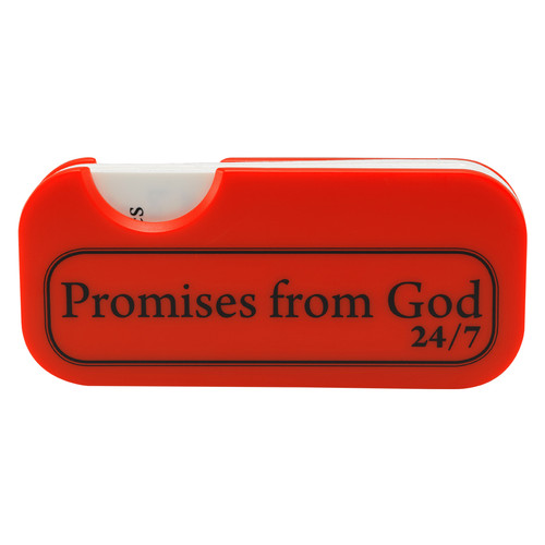 Promises from God 24/7 - Red
