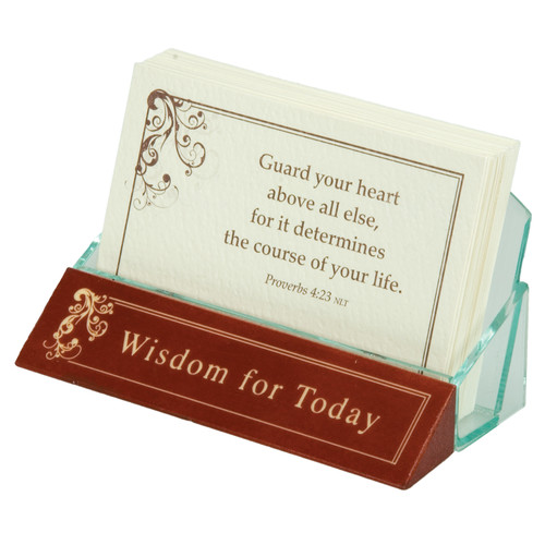 Promise Card Holders - Wisdom for Today