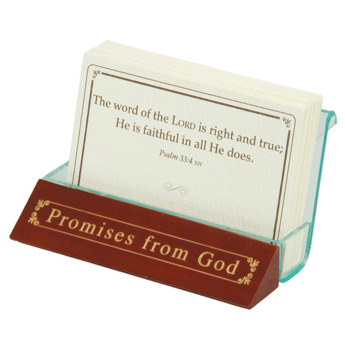 Promise Card Holders - Promises from God