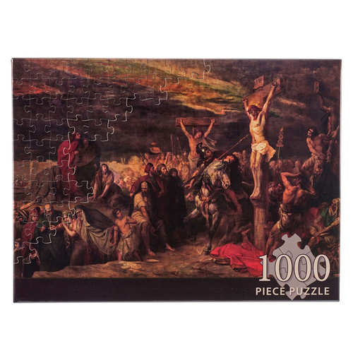 The Crucifixion 1000-piece Jigsaw Puzzle