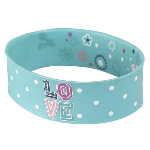 Blue Wristband Love