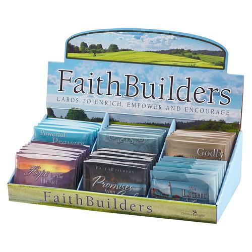 FaithBuilders Merchandiser