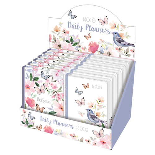2019 Daily Planner for Women Merchandiser