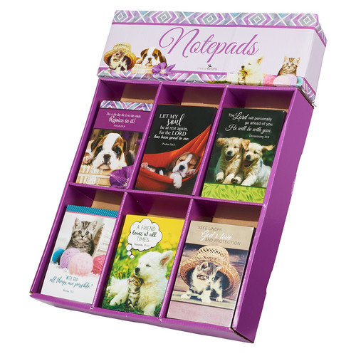 Merchandiser, Pictures Pet Notepad