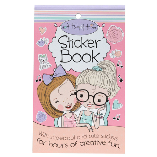 Holly & Hope Sticker Book