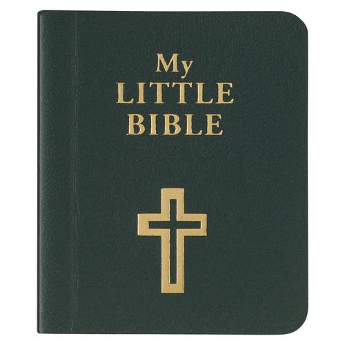My Little Bible in Green