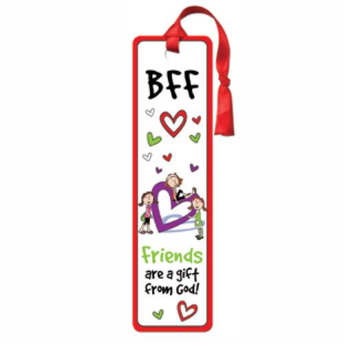 LaeDee Bug: BFF Bookmark