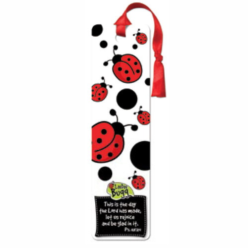 LaeDee Bug:This is the Day Bookmark - Psalm 118:24