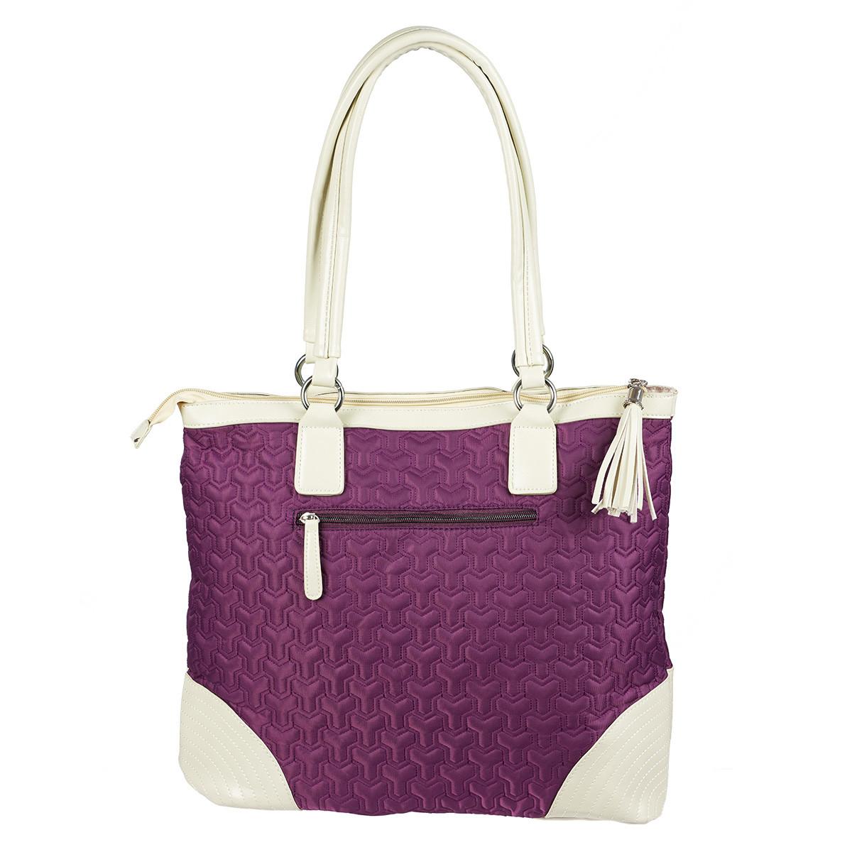 Zippered Nylon Bag 26