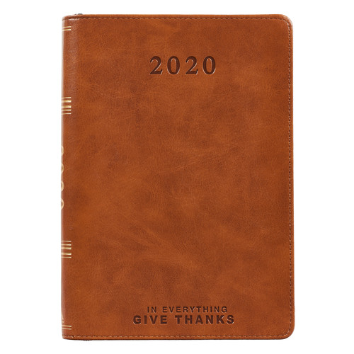 Give Thanks Executive Planner - 2020