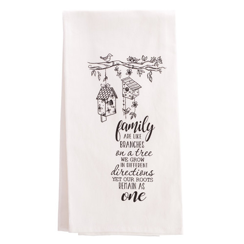 Family Tea Towel
